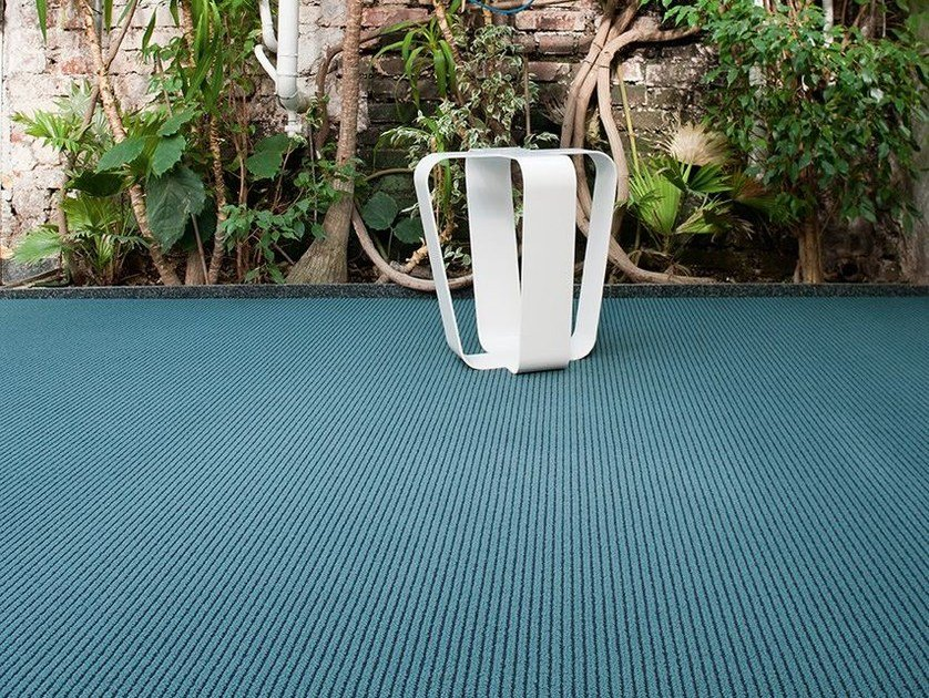 Solid-color carpeting HIGHLOW 900 by OBJECT CARPET GmbH