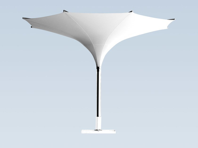 Aluminium Garden umbrella TYPE E by MDT-tex