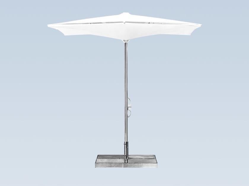 Square Garden umbrella TYPE AV HOME by MDT-tex