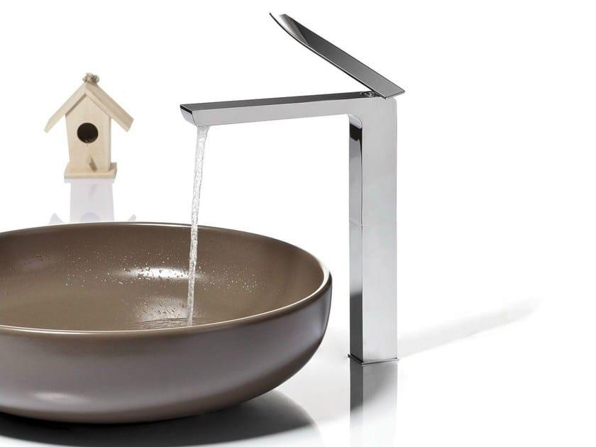 Single handle 1 hole washbasin mixer TWEET | 1 hole washbasin mixer by RITMONIO