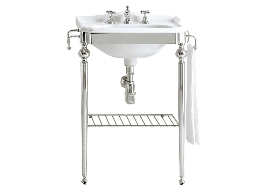 Console washbasin NEW CITY by GENTRY HOME