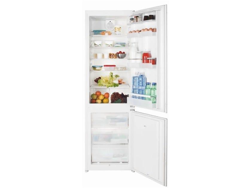 Combi built-in ventilated refrigerator Class A + GRI310CA   Combi refrigerator by Glem Gas