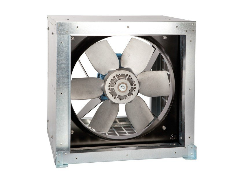 Mechanical forced ventilation system CGT by S & P Italia