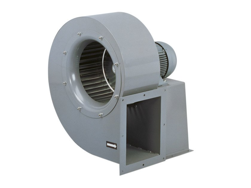 Centrifugal and axial fan CMB/CMT by S & P Italia