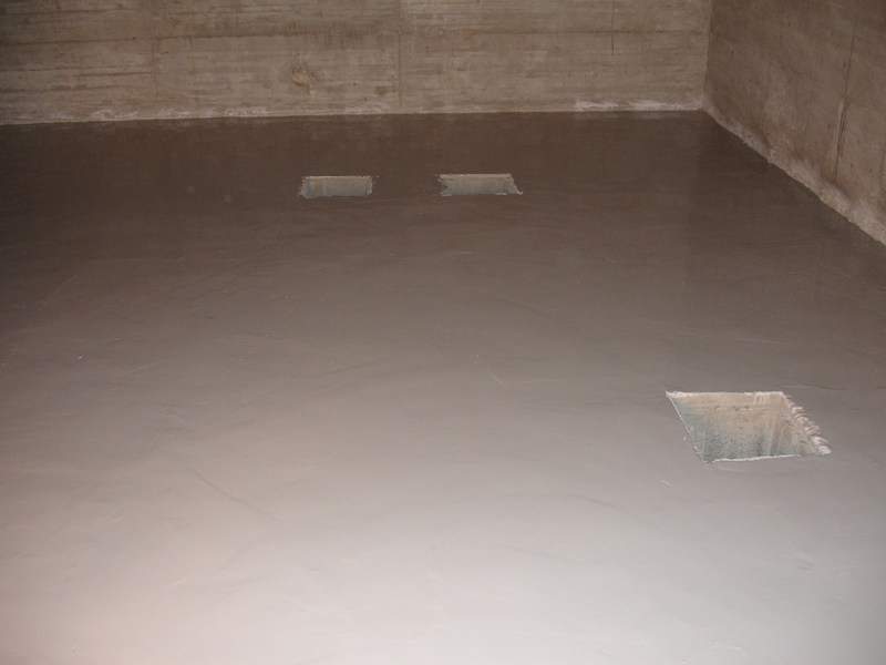 Flooring protection EPOFILL AUTOLEVEL by DIASEN