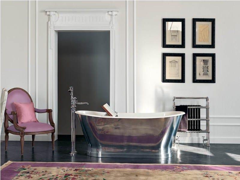 Vasca Da Bagno In Ghisa Da Incasso : Vasca da bagno in ghisa rivestita in foglia alluminio richmond