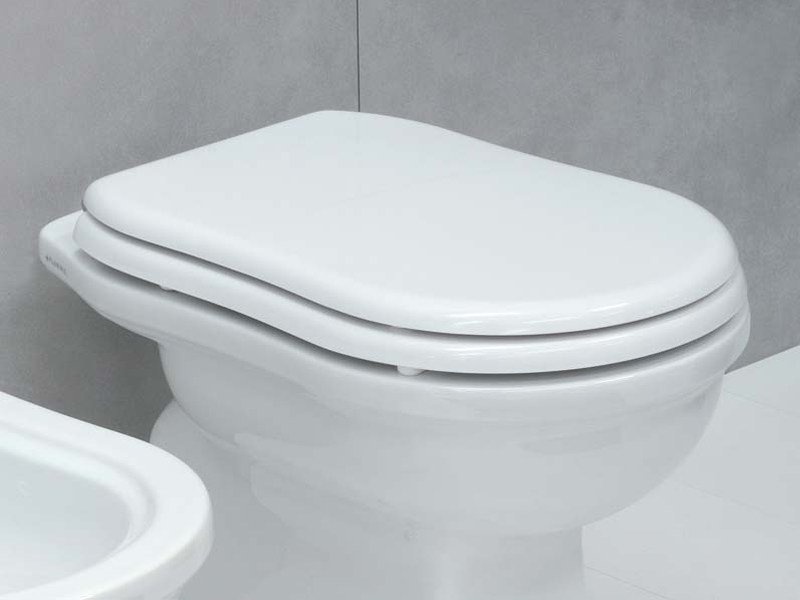 Toilet seat EFI | Toilet seat by CERAMICA FLAMINIA