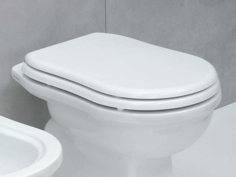 Sedile wc efi sedile wc ceramica flaminia - Tavoletta bagno ...