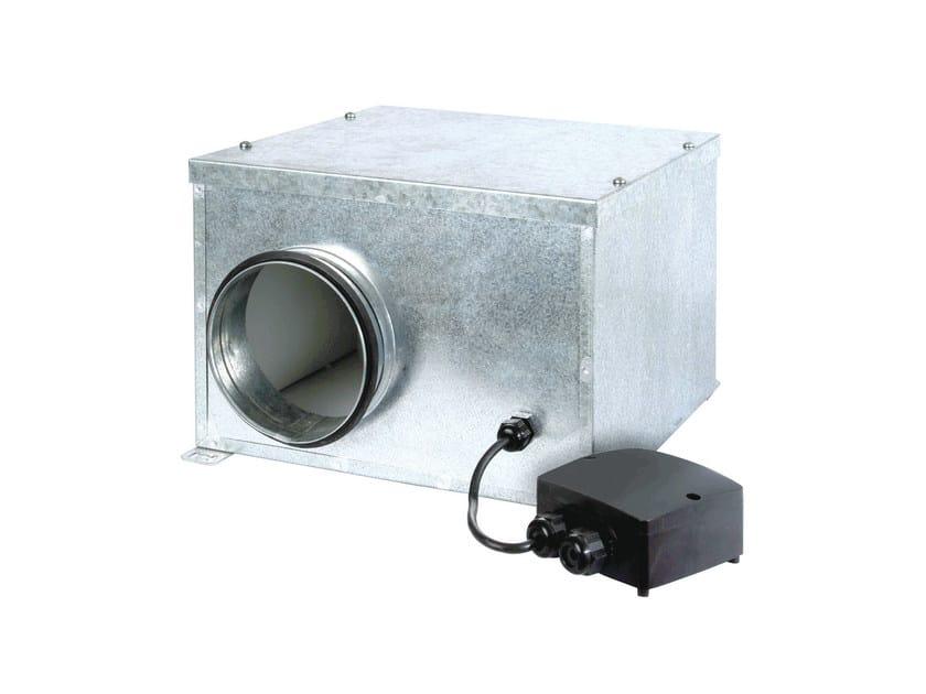 Mechanical forced ventilation system Mechanical forced ventilation system by S & P Italia