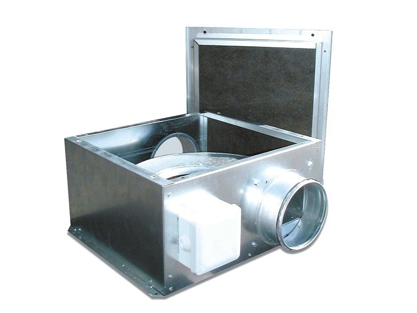 Mechanical forced ventilation system CAB PLUS by S & P Italia