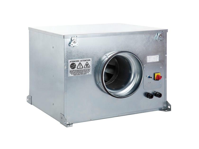 Mechanical forced ventilation system CAB ECOWATT by S & P Italia