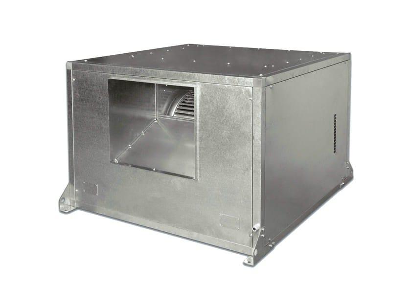 Mechanical forced ventilation system CVHT by S & P Italia