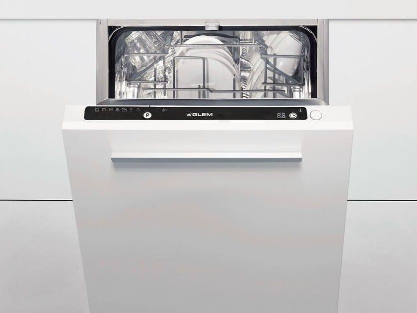 Built-in dishwasher Class A + + GDI450 | Dishwasher by Glem Gas
