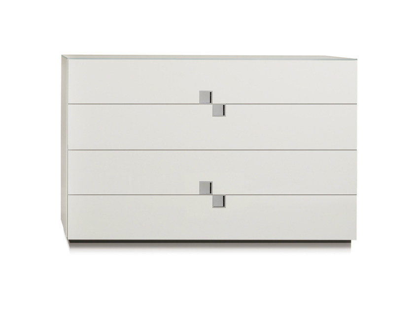 Wooden chest of drawers QUERINI | Chest of drawers by ESTEL GROUP