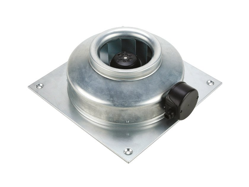 Mechanical forced ventilation system VENT-V by S & P Italia