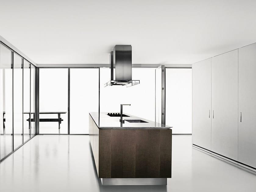 ANTHEA | Cloison amovible en verre By Boffi design Studio Kairos