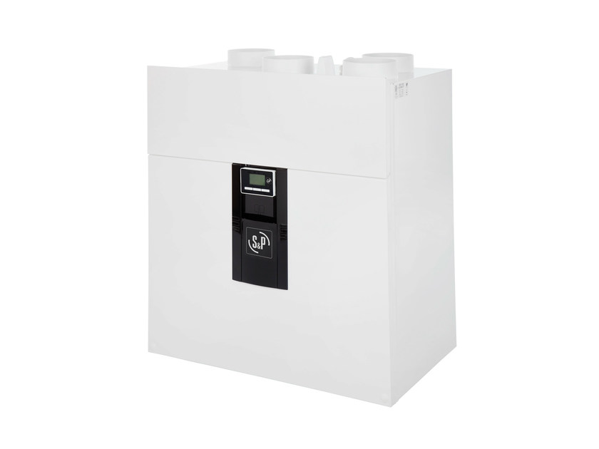 Heat recovery unit IDEO 325 by S & P Italia