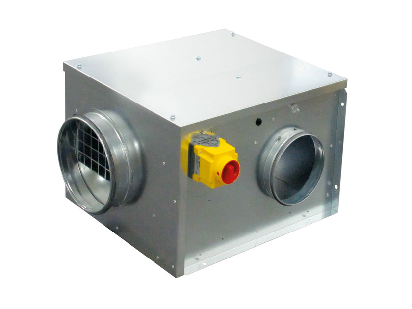 Mechanical forced ventilation system CACB -N by S & P Italia