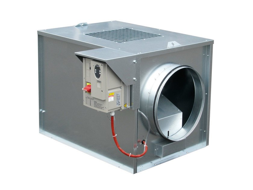 Mechanical forced ventilation system CACT T ECOWATT by S & P Italia