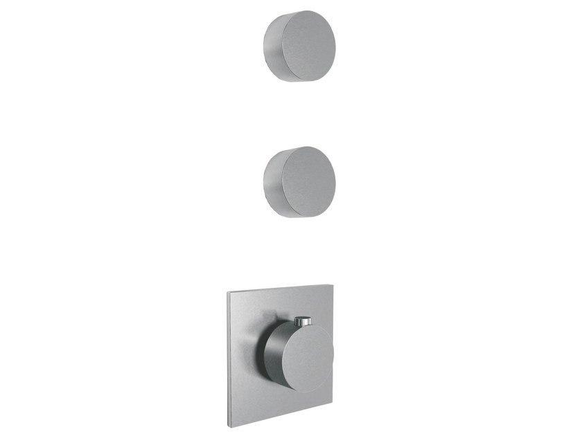 3 hole thermostatic shower/bathtub mixer AF/21 | 3 hole thermostatic shower mixer by ABOUTWATER