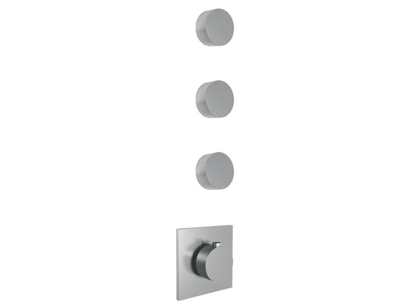4 hole thermostatic shower/bathtube mixer AF/21 | 4 hole thermostatic shower mixer by ABOUTWATER