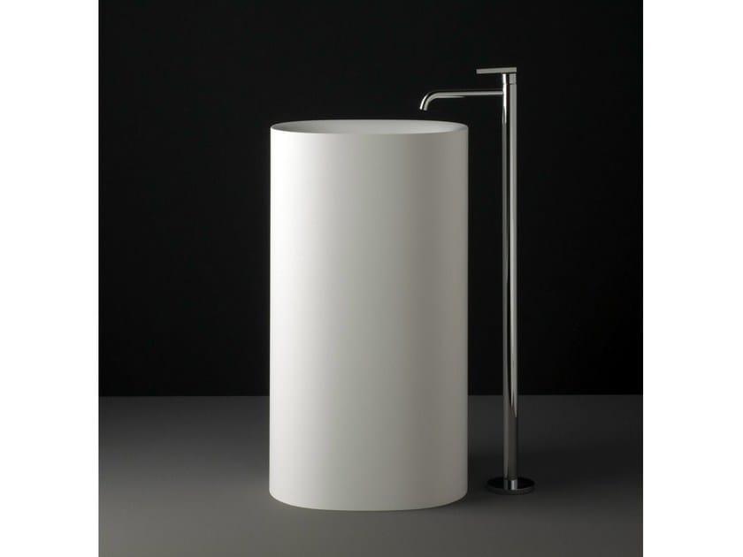 Freestanding Cristalplant® washbasin SABBIA | Freestanding washbasin by Boffi
