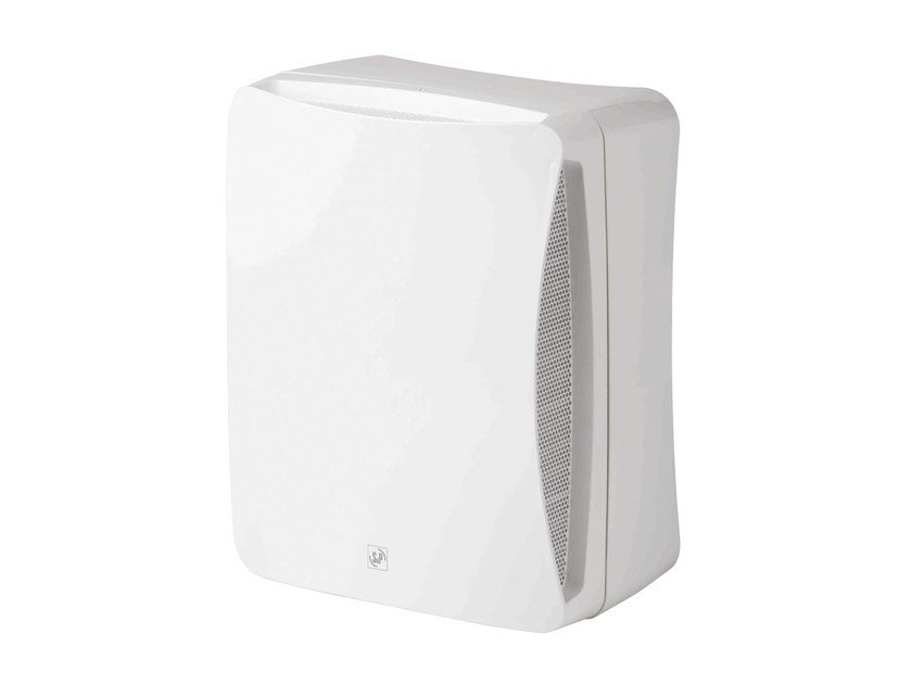 Outlet and diffuser for channelled system EBB-N by S & P Italia