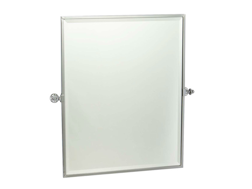 Tilting wall-mounted framed mirror PORTLAND by GENTRY HOME