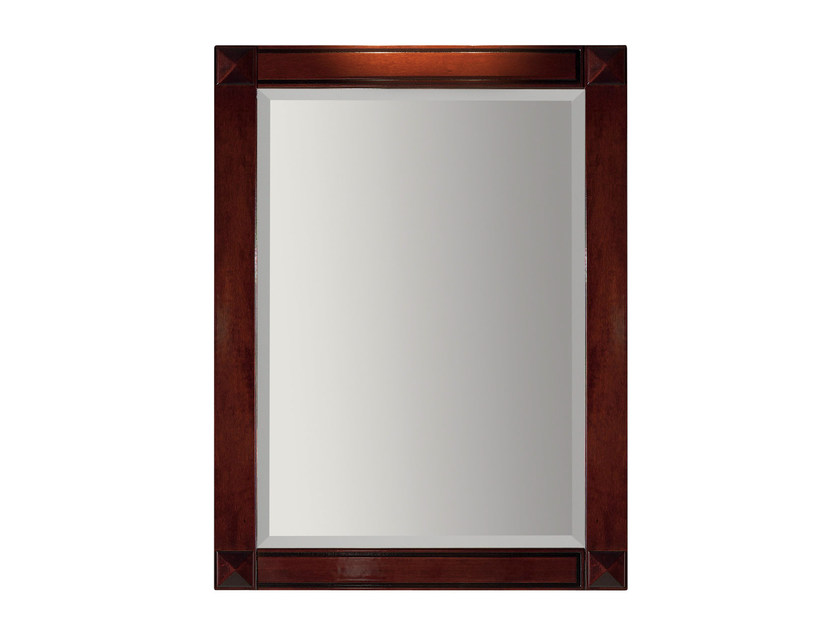 Wall-mounted framed mirror GATE by GENTRY HOME