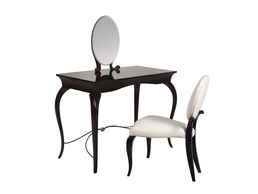 Mahogany dressing table MERLOSE by GENTRY HOME
