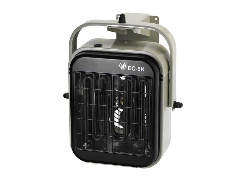 Air heater EC-N by S & P Italia