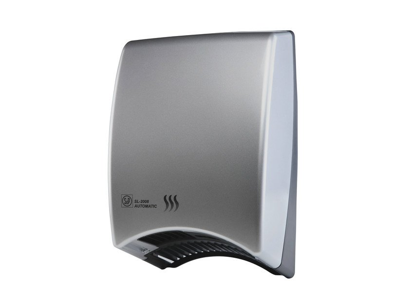 Automatic polycarbonate Electric hand-dryer SL-2008 by S & P Italia