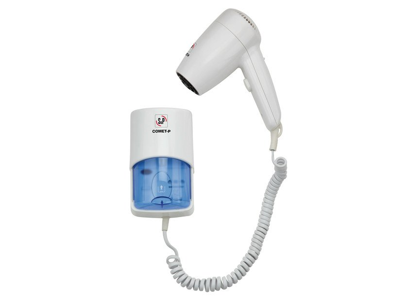 Electrical hairdryer for hotels COMET P by S & P Italia