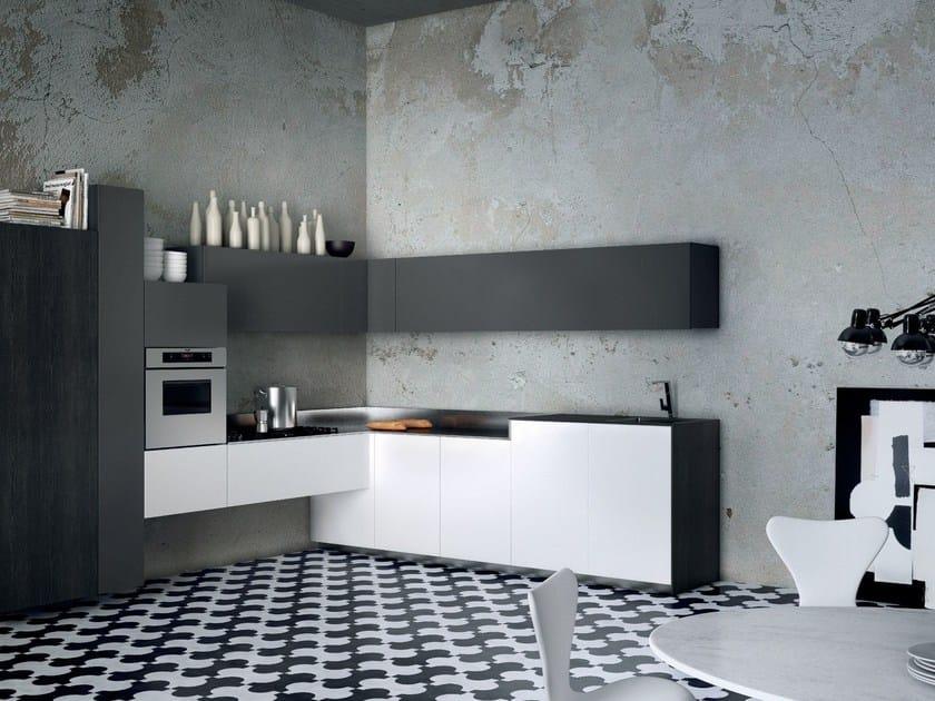 Einbauküche Milano By Del Tongo Design Prospero Rasulo