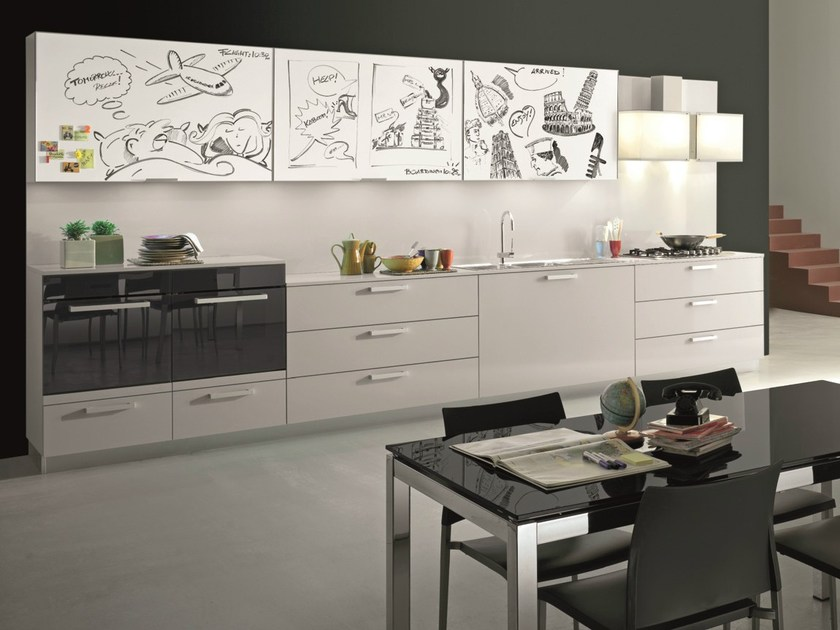 Fitted kitchen CHIA by Del Tongo