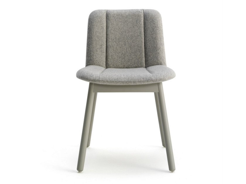 Fabric chair HIPPY | Chair by BILLIANI