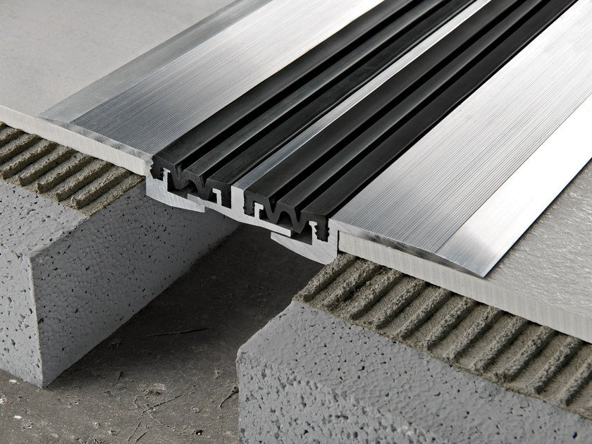 Synthetic rubber Structural joint PROEXPAN 210 by PROGRESS PROFILES