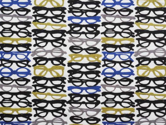 Pique cotton fabric POP ART by Aldeco