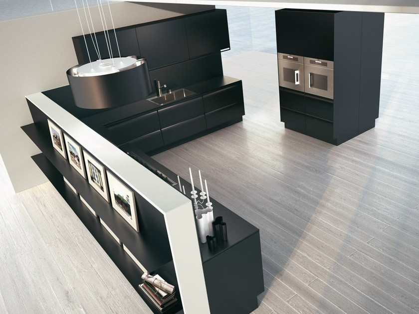 Fitted kitchen PLANA by Del Tongo