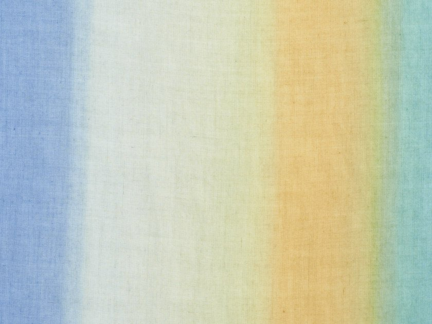 Striped fabric GUADIANA by Aldeco