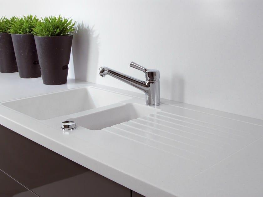 GETACORE® | 1 1/2 bowl sink By GetaCore