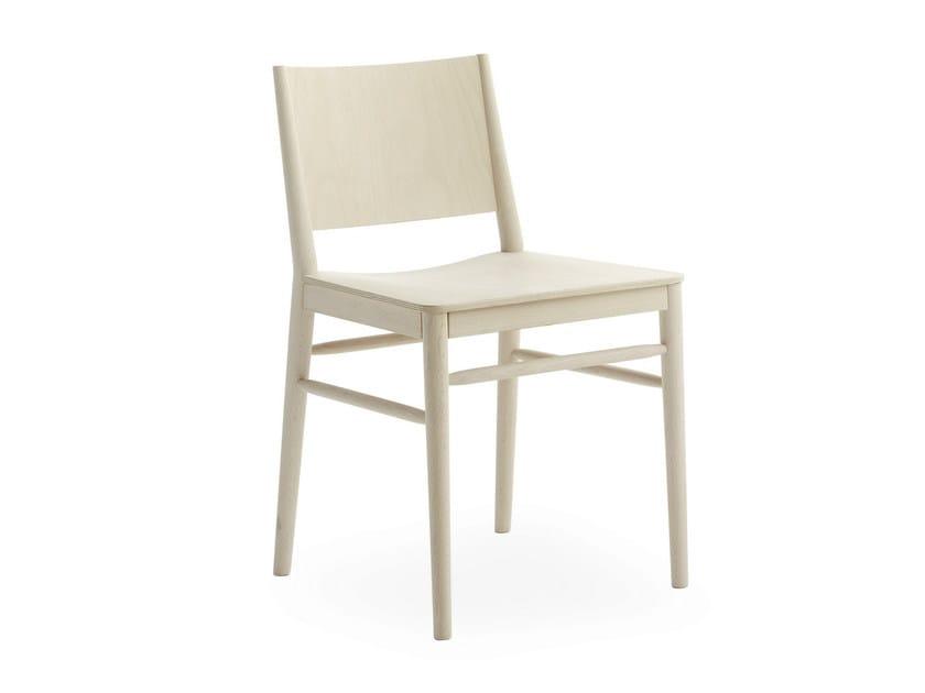 Beech chair TRACY | Chair by BILLIANI