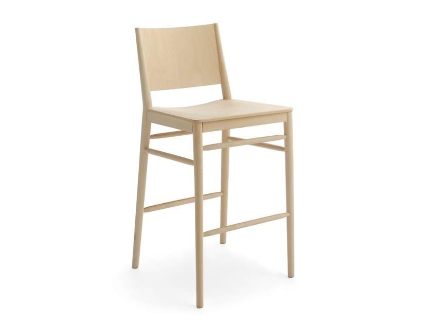 Beech chair TRACY   Chair by BILLIANI