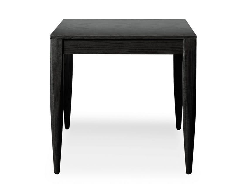 Square ash table VINCENT V. G. | Table by BILLIANI