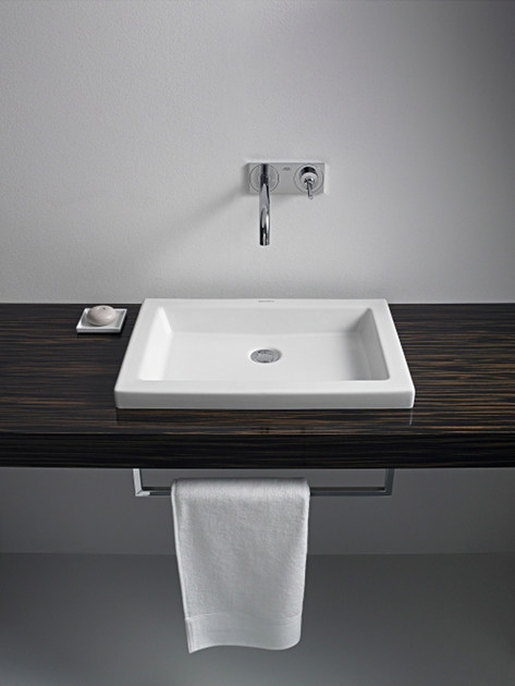 2Nd Floor | Inset Washbasin By Duravit Design Sieger Design