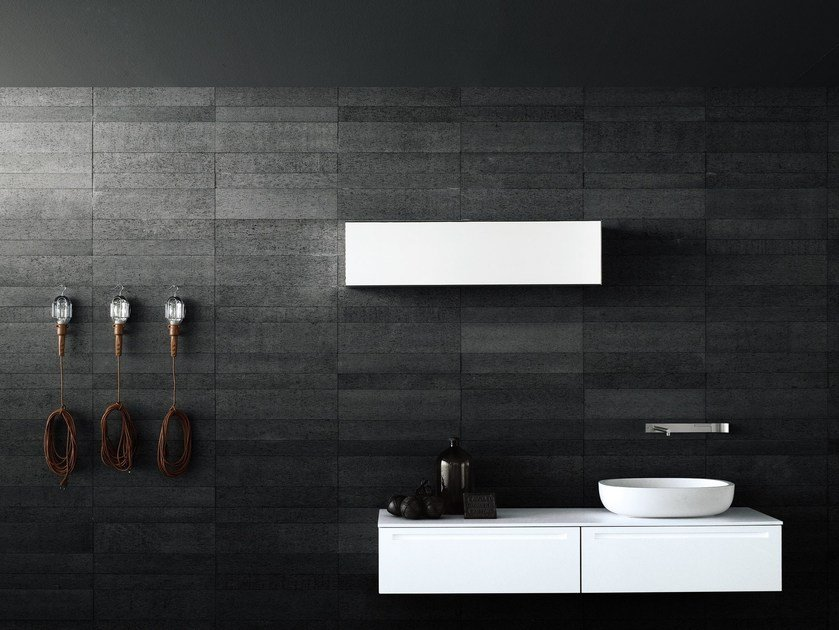 Wall-mounted vanity unit with drawers UNIVERSAL | Vanity unit by Boffi