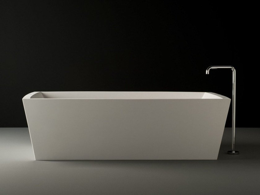 Cristalplant® bathtub GOBI | Bathtub by Boffi