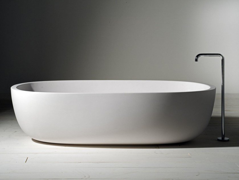Iceland bathtub by boffi design piero lissoni for Boffi bagni prezzi