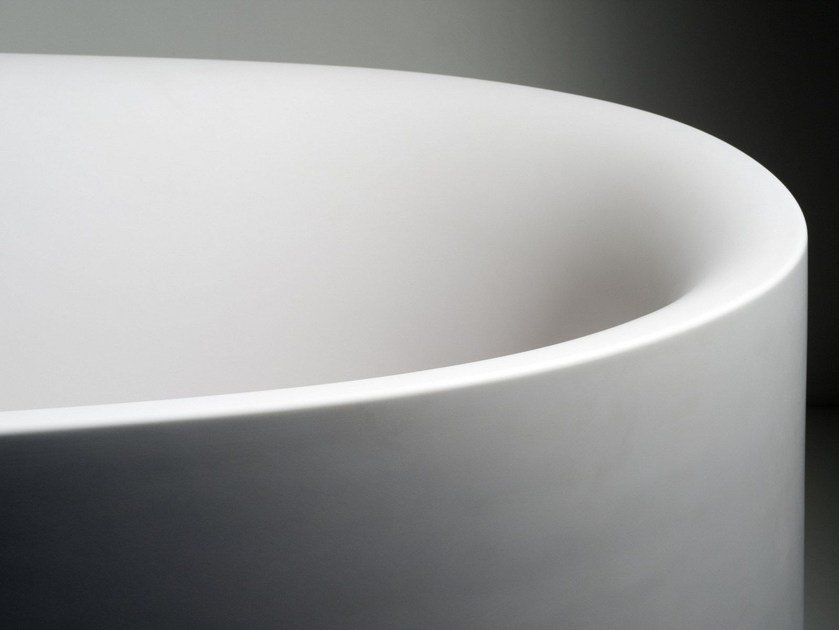 Vasca Da Bagno Boffi Prezzo : Vasca da bagno centro stanza in cristalplant sabbia vasca da