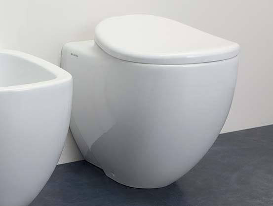 Ceramic toilet IO | Toilet by CERAMICA FLAMINIA